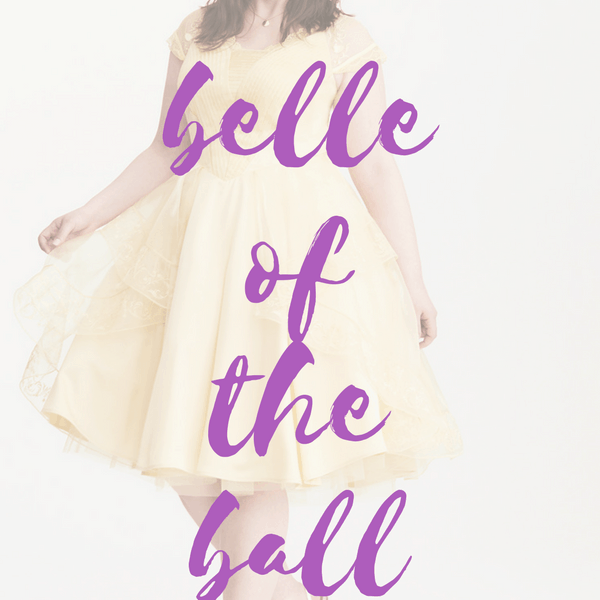 Plus Size Belle Ball Gown