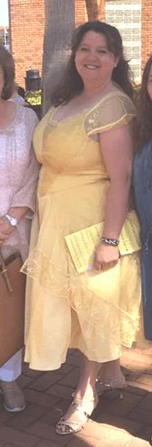 Nancy Basile Belle Ball Gown