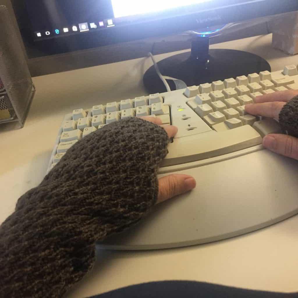 Outlander Arm Warmers
