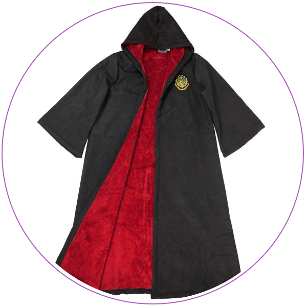 Plus Size Harry Potter Robe