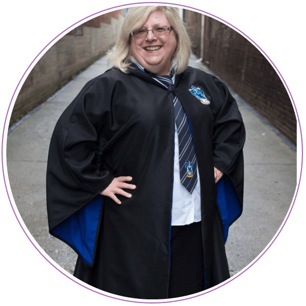 Plus Size Ravenclaw Robes