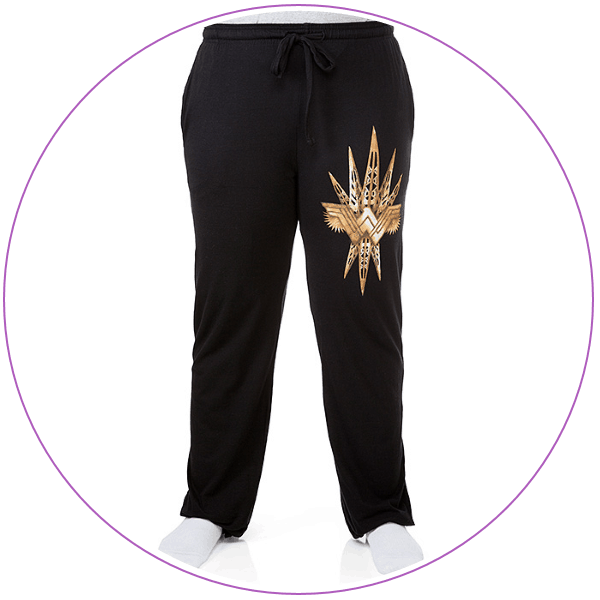 Plus Size Wonder Woman Lounge Pants