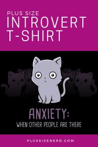 Cartoon picture of a purple cat