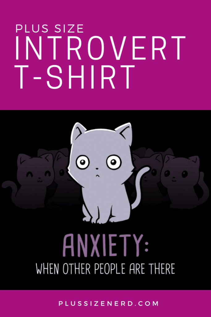 The Perfect T-shirt for an Introvert