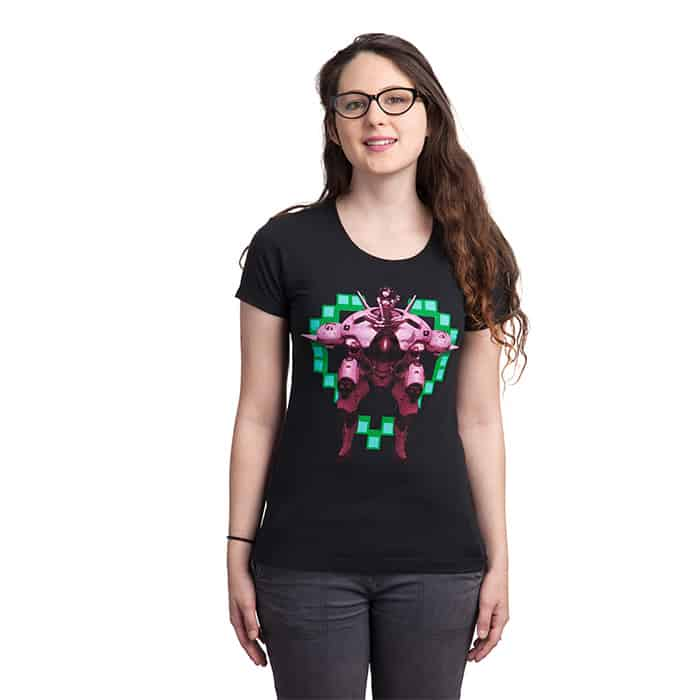 Plus Size Overwatch Play to Win T-shirt