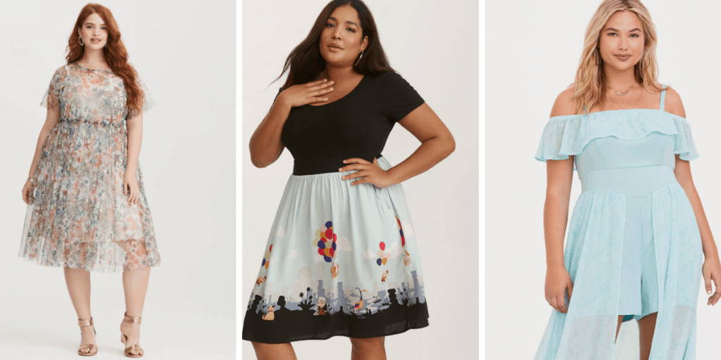 Plus Size Disney Dresses for Spring