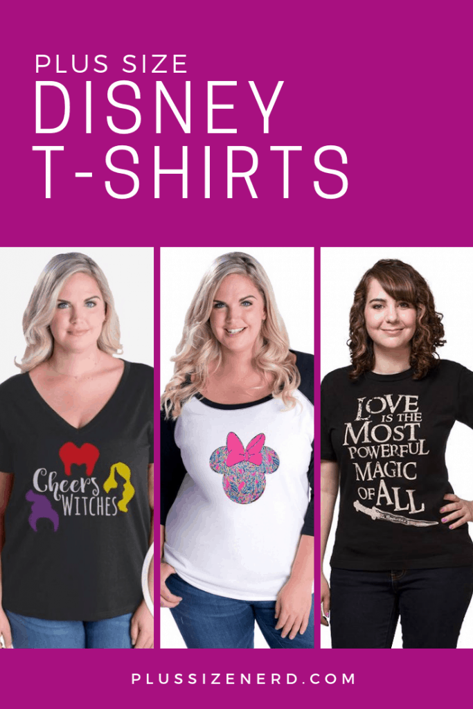 3cf8dbcb212 Dreams Come True in These Plus Size Disney Shirts for Women - Plus ...