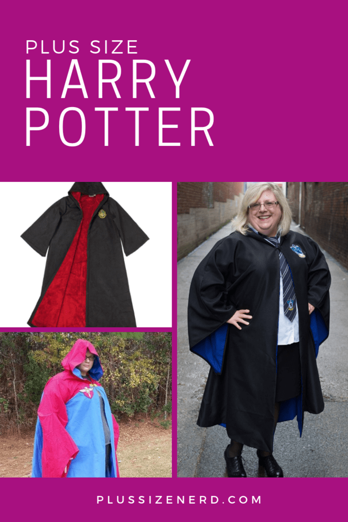 f17ce753ebe0 Collage of women wearing Harry Potter wizard robes