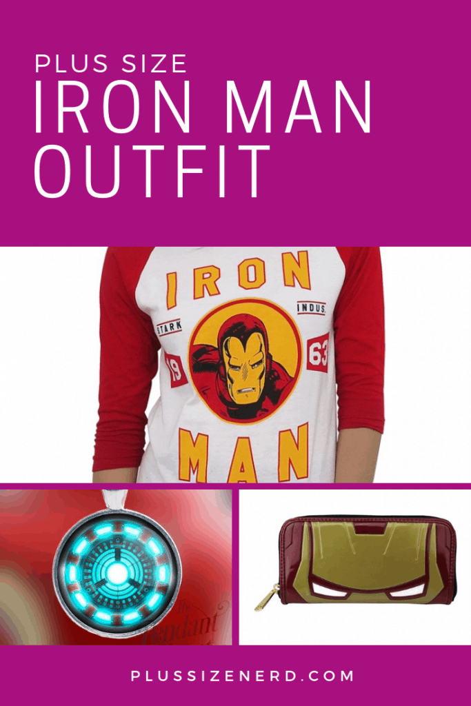 Collage of Marvel merchandise for women