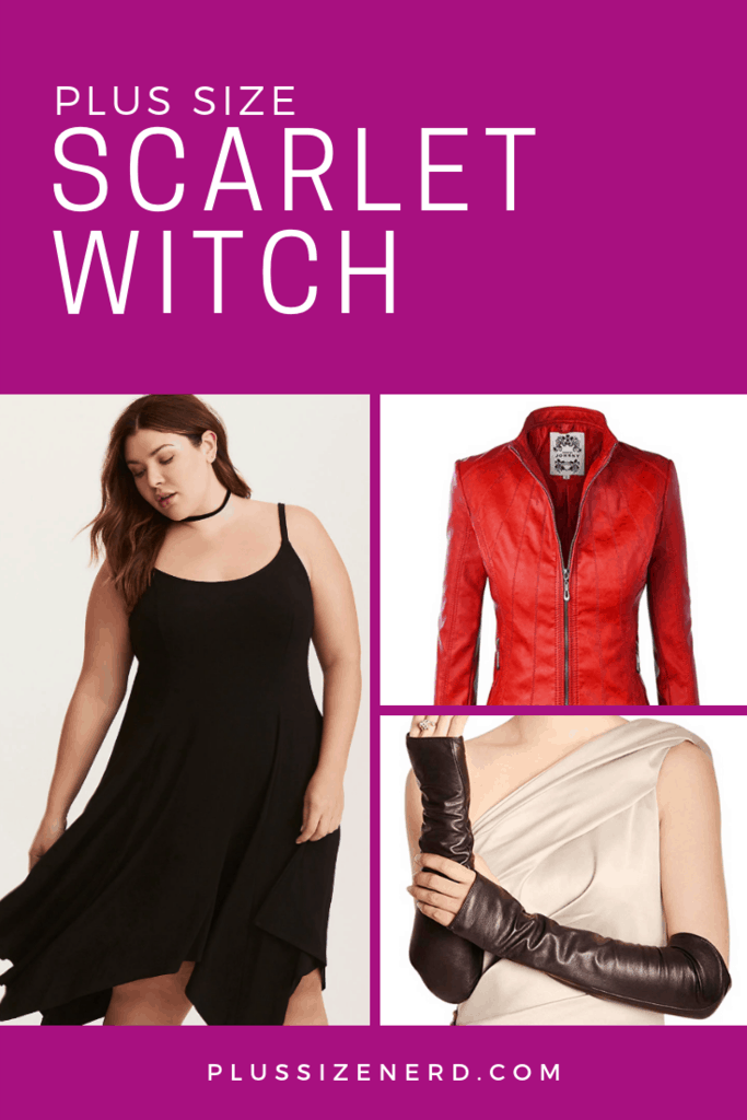 33f894d21f This Plus Size Scarlet Witch Outfit Casts a Spell - Plus Size Nerd