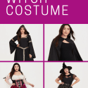 Something Wicked This Way Comes in Plus Size