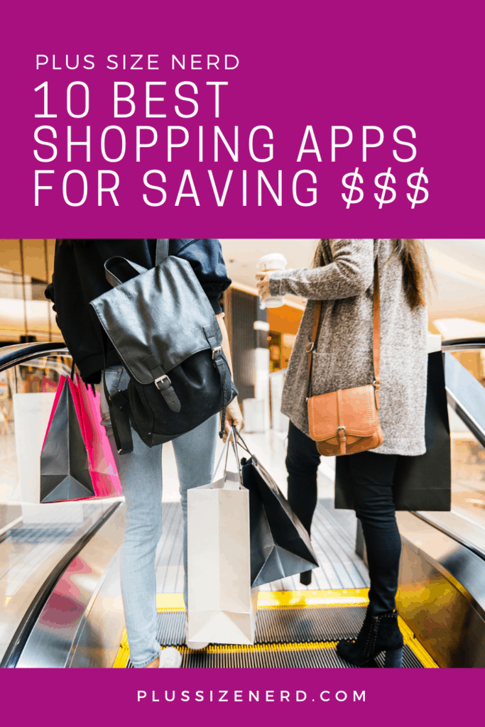 Photo with graphic overlay for shopping apps