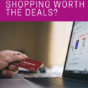 Is Online Shopping Worth the Deals?