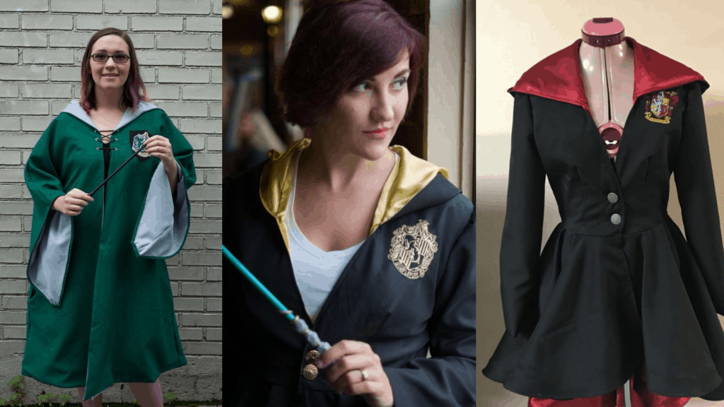 Plus Size Harry Potter Robes: Show Your House Pride