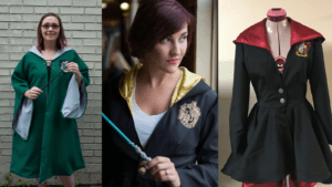 Plus Size Harry Potter Robes