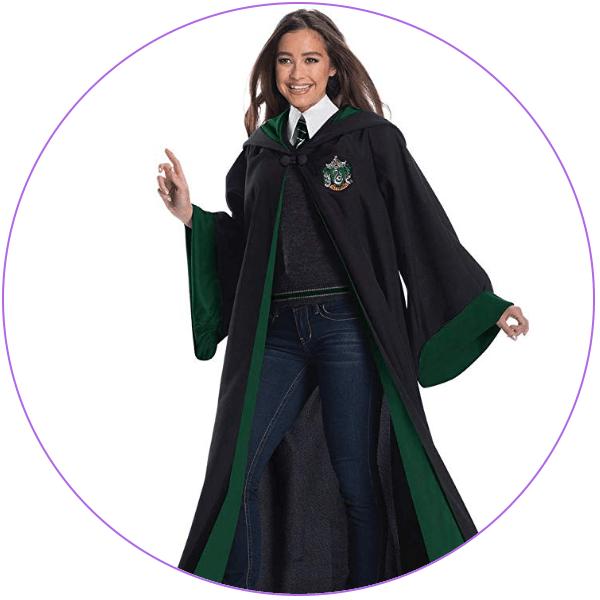 Plus Size Harry Potter robes on Amazon