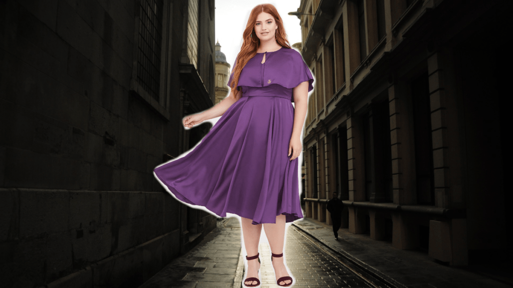 This Plus Size Queenie Goldstein is Magical
