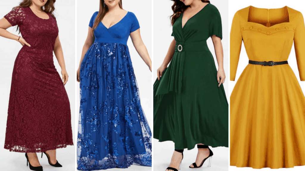 Plus Size Prom Dress: The Nerd Edition