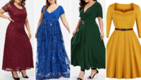 Plus Size Prom Dress Feature