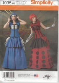 Doctor Who Patterns
