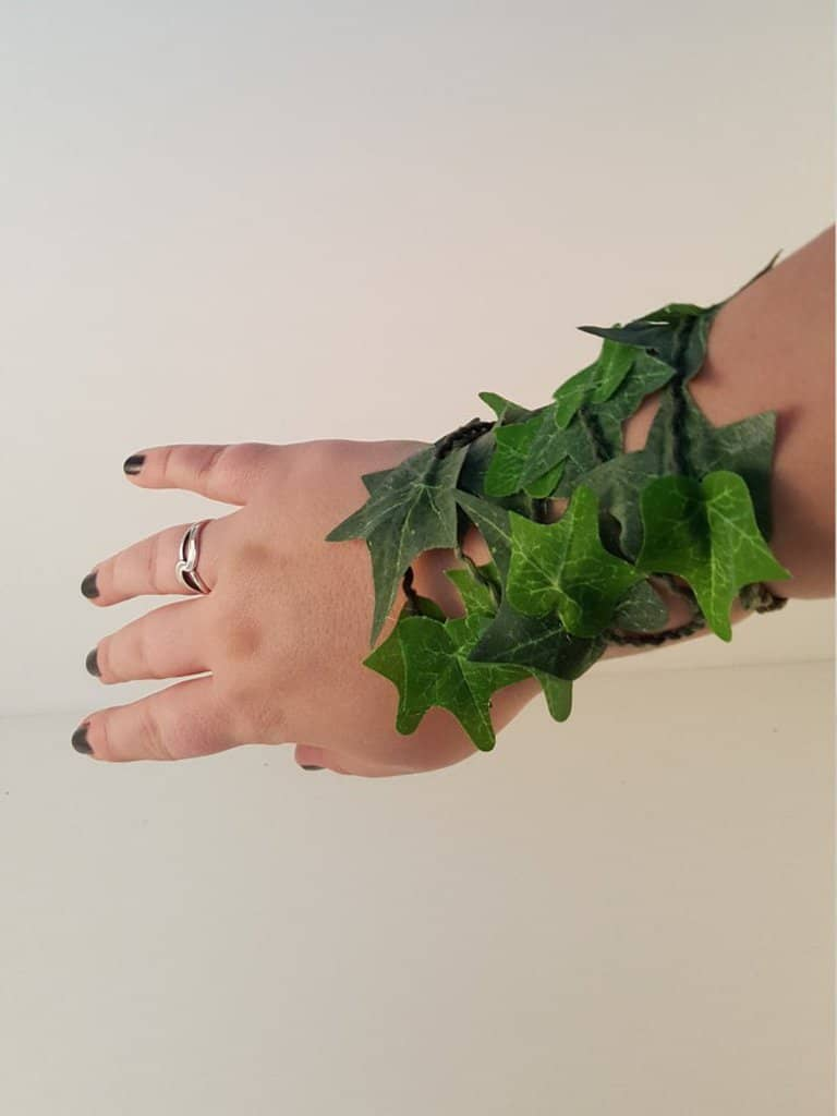 Leaves Wrist Bracelet