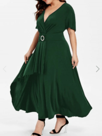 Slytherin Dress