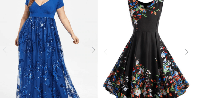 DressLily Plus Size Dresses