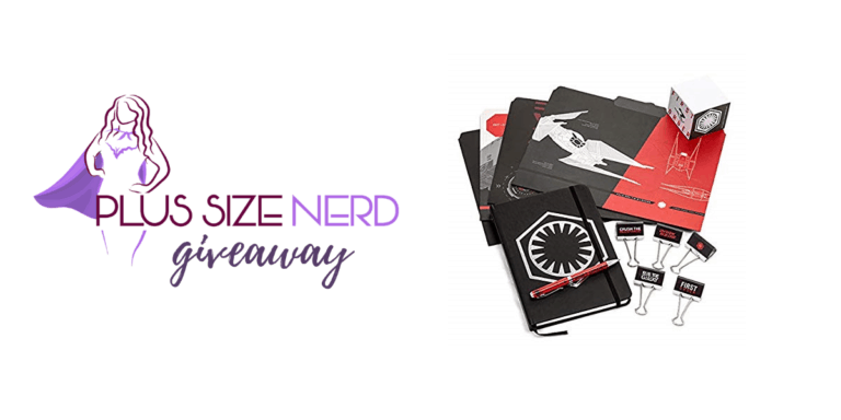 Plus Size Nerd Monthly Giveaway