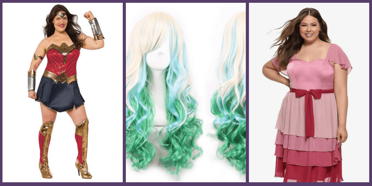 Plus Size Cosplay Stores Online