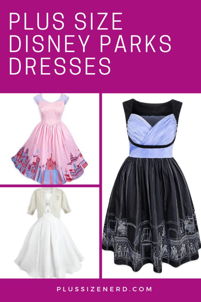 Plus Size Disney Parks Dresses