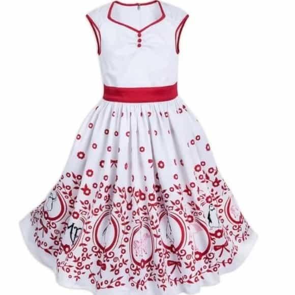 Plus Size Mary Poppins Dress