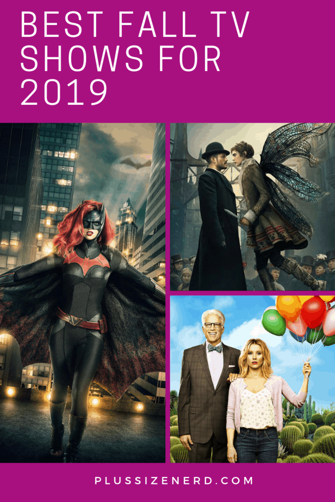 Best Fall TV Shows 2019 Pin