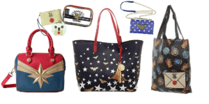 Geek Chic Nerd Handbags